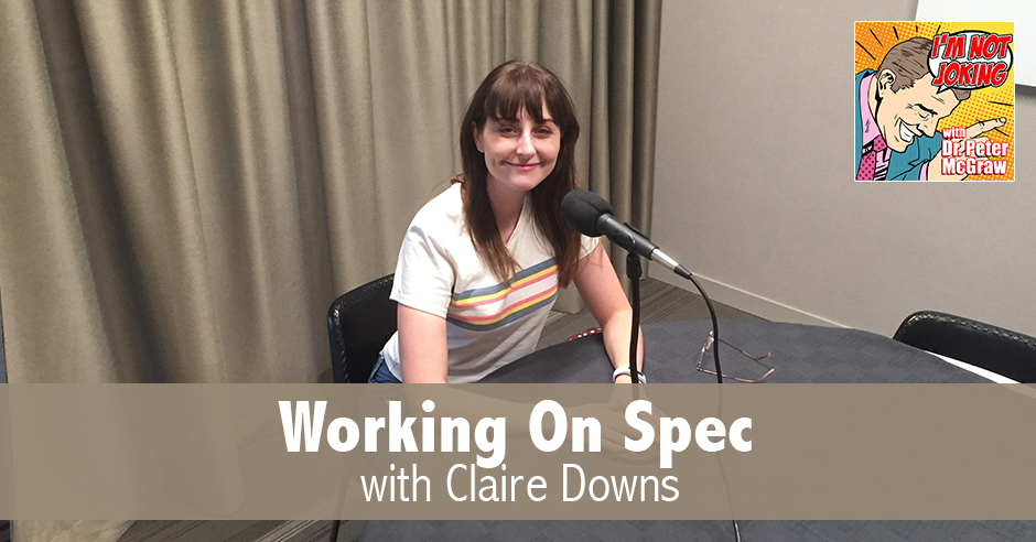 Working On Spec with Claire Downs