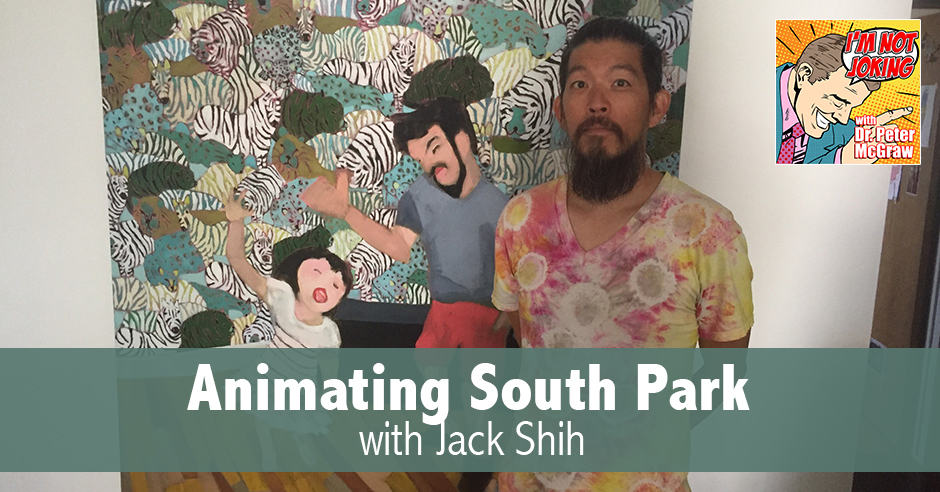 Animating South Park with Jack Shih